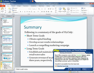 Interactive training powerpoint microsoft office powerpoint 2010.