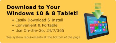 Download to your Windos 8 Tablet